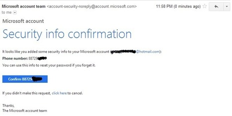 How to enable two step verification for all Microsoft Accounts [Tutorial] | Tweaks | Scoop.it