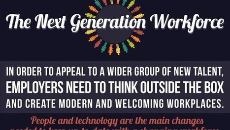 Infographic – More About Today's Workforce   CFD Providers   Millennials   Scoop.it