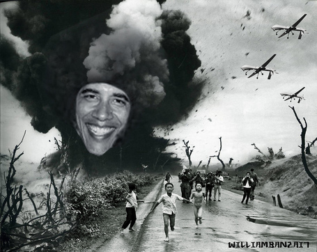 """I Have a Drone"": Obama's ""Military Dream"" Is Backfiring 