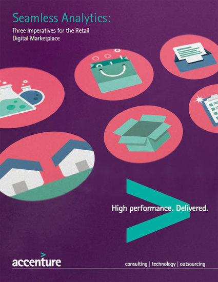 Seamless Retail Analytics to Shape the Digital Customer Experience - Accenture | Designing  service | Scoop.it