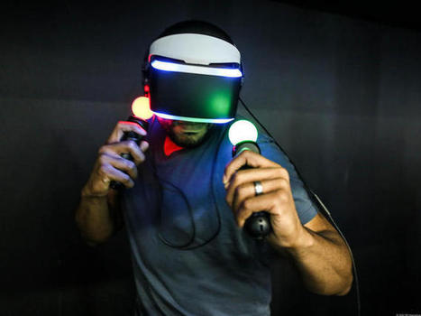 Samsung to unveil virtual reality headset at IFA trade show -- report - CNET | Virtual Worlds Corner | Scoop.it