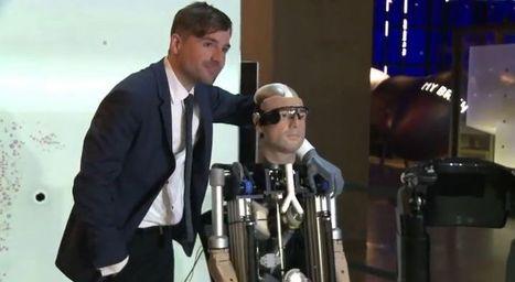 Le premier homme bionique a été présenté à Londres | Robolution Capital | Scoop.it
