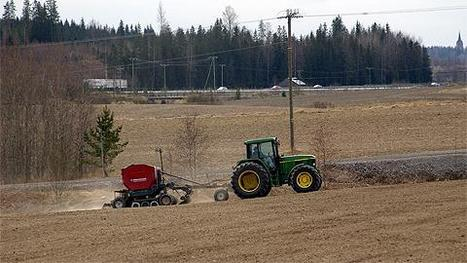 Number of Farms and Agricultural Workers Dropping | Finland | Scoop.it