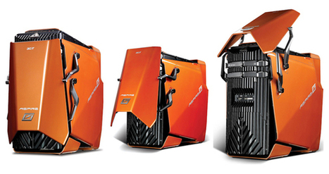 Acer Aspire G7700 Predator   cool gadgets for a future house   Scoop.it