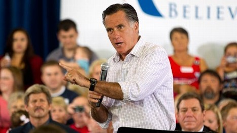 Romney Avoids Taking a Stand on Supreme Court's Juvenile Sentencing Ruling | Daily Crew | Scoop.it