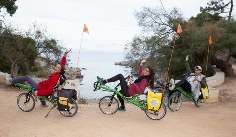 Vacances et Voyages en vélo couché | RoBot cyclotourisme | Scoop.it