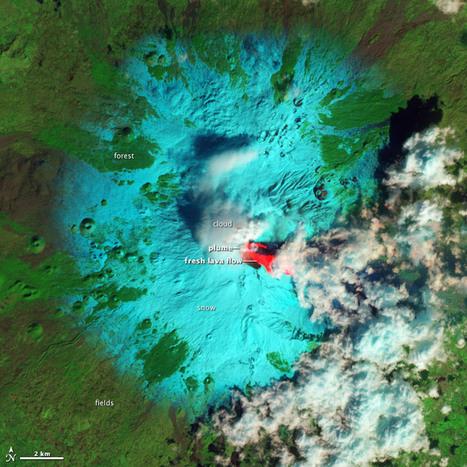 Mount Etna Boils Over : Natural Hazards | Risques et Catastrophes naturelles dans le monde | Scoop.it
