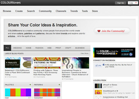 10 Websites Every Web Designer Should Know About | shulsmans | Scoop.it