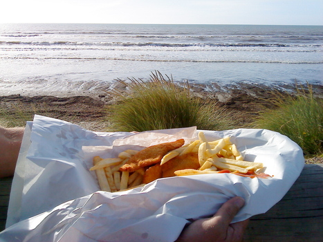 Fish and Chips- Kiwi | New Zealand Icons and Imagery | Scoop.it