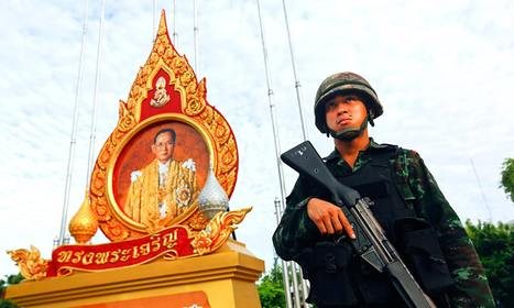 Thailand coup gets King Adulyadej approval as junta dissolves senate - The Guardian | Thailand | Scoop.it