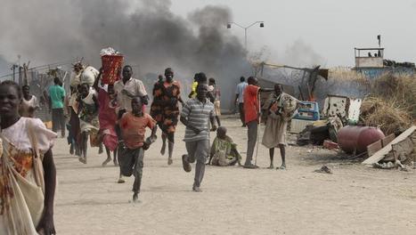 Soudan du Sud: les casques bleus ont refusé de combattre à Malakal, admet l'ONU | NOUVELLES D'AFRIQUE | Scoop.it