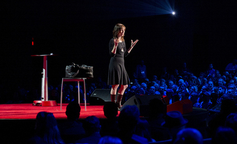 Susan Cain announces news to make introverts happy | TED Blog | IB Middle Years Program | Scoop.it