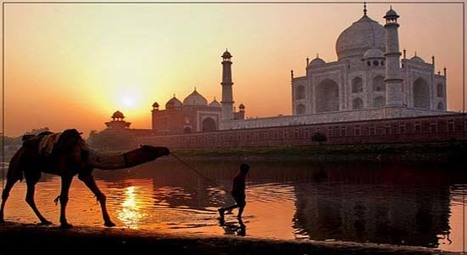 Taj Mahal Tour From Cochin | Agra Tours | Scoop.it