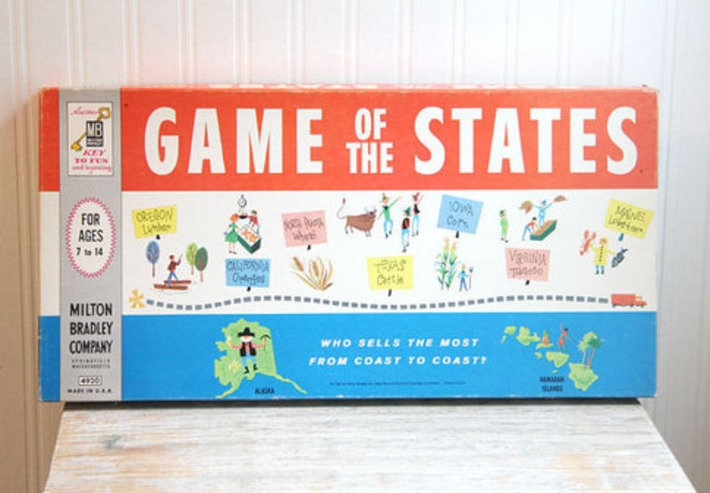 Vintage Board Game | Antiques & Vintage Collectibles | Scoop.it