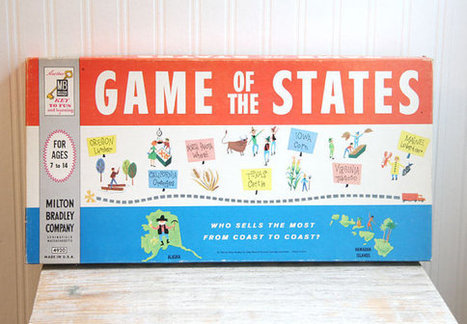 Vintage Board Game | Antiques & Vintage Collectibles | Scoop.it