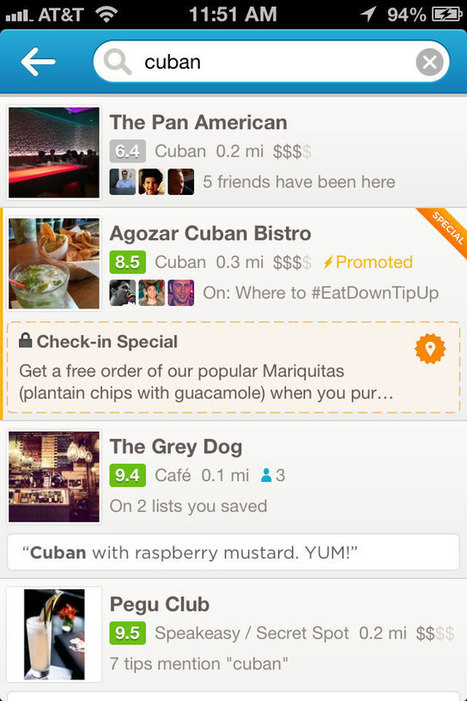 Foursquare Selling Its Location Data Through Ad Targeting Firm Turn | Digital Marketing | Scoop.it