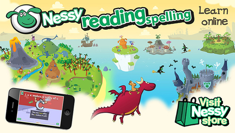 Nessy - Reading, Writing And Spelling Help For Children With Dyslexia | Dyslexia, Dyspraxia, ADD, ADHD, LD, Autism (etc. conspiracy labels out there)  Education Tools & Info | Scoop.it
