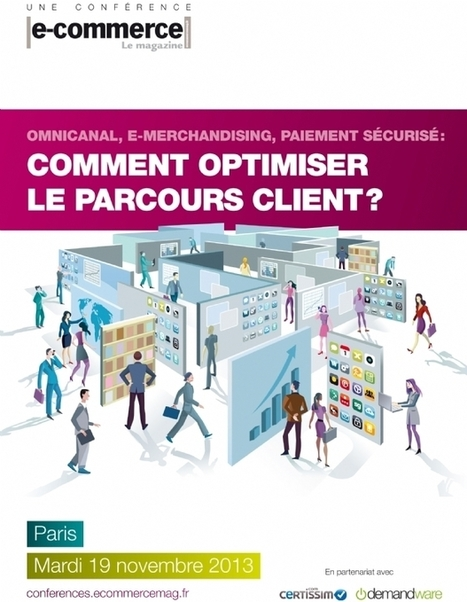 E-commerce : comment optimiser le parcours client ? - Actionco.fr | L'ecommerce du vin | Scoop.it