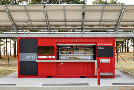Coca-Cola rolls out off-grid water kiosks for developing areas | Energy News | Scoop.it
