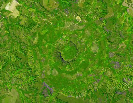 O Brasil visto pelos satélites da Nasa | ArcGIS Geography | Scoop.it