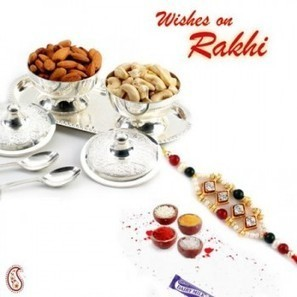 Buy Rakhi with Dry Fruits Online at Rakhistoreonline | Buy-Rakhi-2016, Send Rakhi To India, Buy Rakhi | Scoop.it
