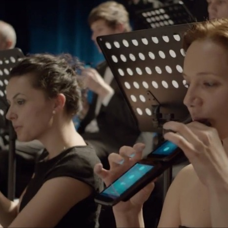 Orchestra Plays 'Carmen' Entirely on Mobile Devices | Mobile Marketing | News Updates | Scoop.it