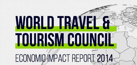 WTTC visualisation | Tourism : Network Analysis | Scoop.it