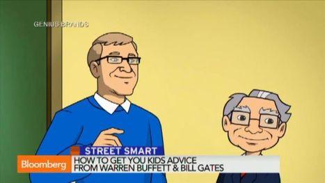 Warren Buffett's Animated American Dream | WARREN BUFFETT'S SECRET MILLIONAIRES CLUB | Scoop.it
