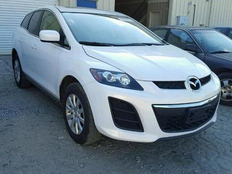 2011 white Mazda Cx-7 on Sale in Atlanta North, GA | Online Auto Sale | Scoop.it