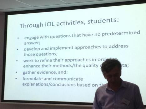 Inquiry-Oriented Learning in Science   Active learning in Higher Education   Scoop.it