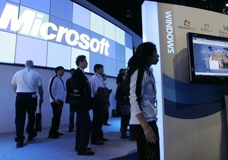 No. 1 Microsoft - In Photos: The 10 Companies With the Best CSR Reputations | BUSS4 | Scoop.it