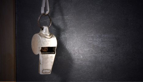 Knowing When to Blow the Whistle | Entrepreneurship | Scoop.it