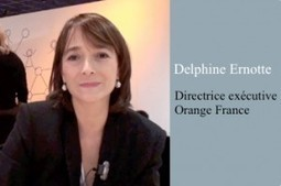 Rencontre avec Delphine Ernotte, directrice exécutive d'Orange France « Girlz In Web | Women's Forum for the Economy and Society | Scoop.it