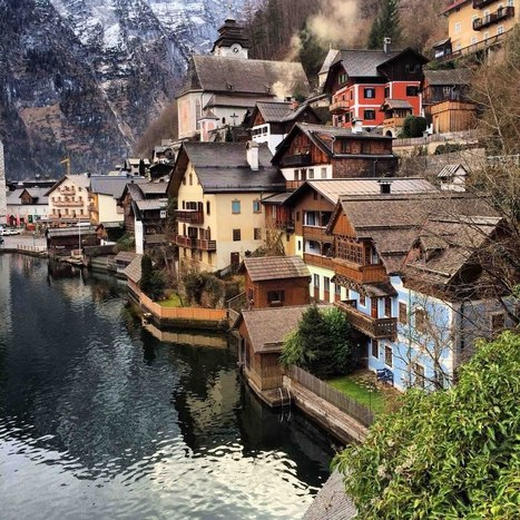 Incredible Small Towns You Would Want to Live In. Magical Nature! | My Travel Wall | Scoop.it