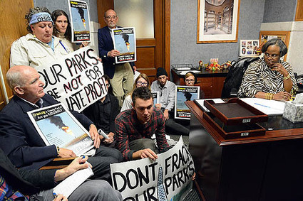 Power Shift leads Pittsburgh protest against fossil fuel energy | Sustain Our Earth | Scoop.it