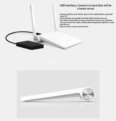 Xiaomi Mi WiFi Mini Router un très bon produit par cher! | Actus vues par TousPourUn | Scoop.it
