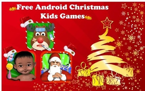 Top 3 Free Android Kids Games for Christmas | Games & Technolgy | Scoop.it