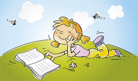 Diez lecturas veraniegas para niños y jóvenes - aulaPlaneta | infoPadres | Scoop.it