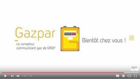 Déploiement des compteurs Linky et Gazpar (Vanves.fr, 15/07/2016) | Gazpar, le compteur communicant de GRDF (smart grid) | Scoop.it