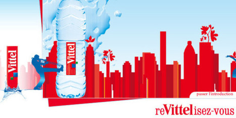 Evian VS Vittel | coursework | Scoop.it