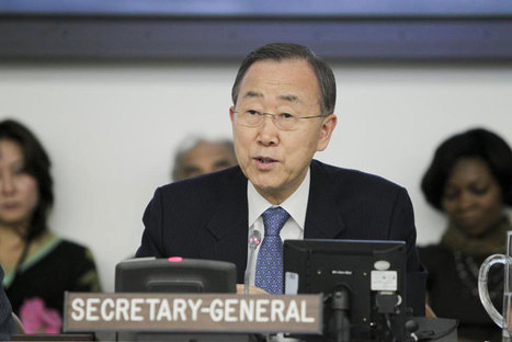 UN chief urges African development forum to focus on economy, society and environment | What's going on in the United Nations | Scoop.it