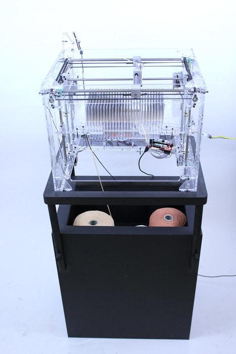 3D Weaver - SosaFresh   Intriging in Textiles   Scoop.it