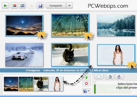 5 Pasos Para Crear Collage de fotos Con Picasa|PCWebtips.com | Recull diari | Scoop.it