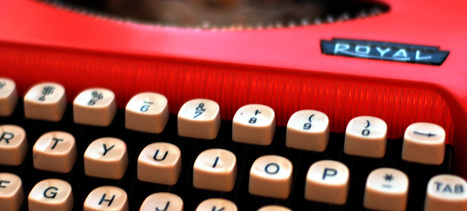 German Government is using Typewriters to Avoid the NSA's Gaze | Digital Cinema - Transmedia | Scoop.it