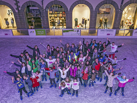 Ice Skate Guernsey supports CLIC Sargent children's cancer charity ... | CLIC Sargent | Scoop.it