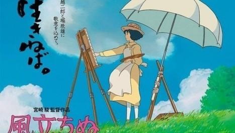 Tres películas de animación japonesa contienden por una nominación al Oscar | Ultra noticias | Scoop.it