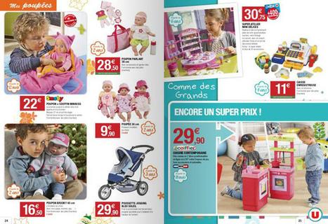 La chaine Super U sort un catalogue de Noël qui crée la polémique | c'est PAS CONcept | Scoop.it