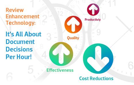 Review Enhancement Technology: It's All About Document Decisions Per Hour! | ACEDS | PRINCE2 em Salvador | Scoop.it