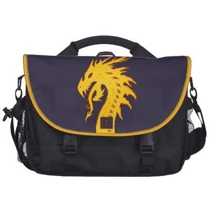 Fire Dragon Laptop Commuter Bag | Laptop Bags | Scoop.it