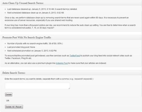 SEO SearchTerms Tagging 2 : améliorer votre référencement facilement et rapidement | Planete blogs | Scoop.it